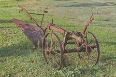 Old plow Stock Photos