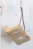 Old plug Royalty Free Stock Photos