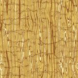 Old plywood. Seamless texture for background Stock Photography