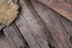 Old plywood Royalty Free Stock Photos
