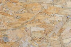 Old plywood texture Stock Images