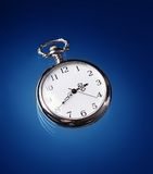 An old pocket watch Royalty Free Stock Images