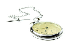 Old pocket watch Royalty Free Stock Photography