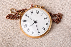 Old pocket watch Stock Photos
