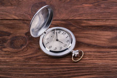 Old pocket watch Royalty Free Stock Photo