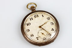 Old pocket watch. Photo of old pocket watch Stock Images