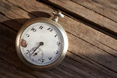 Pocket watch. Stock Image