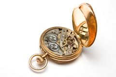 Old pocket watches Stock Images