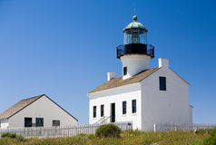 Old Point Loma Lighthouse Royalty Free Stock Photo