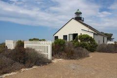 Old Point Loma Lighthouse Stock Photos