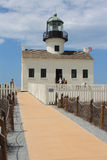 Old Point Loma Lighthouse Stock Image