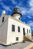 Old Point Loma Lighthouse, San Diego Stock Photo