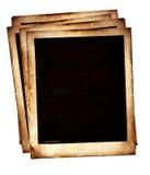 Old Polaroids Royalty Free Stock Photography