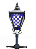 Old Police Lantern. An old fashioned police lantern in the UK Royalty Free Stock Image