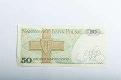 Old Polish banknotes money Stock Photos