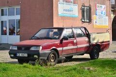 Old Polish Polonez truck Stock Photos