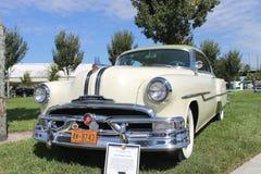 Old Pontiac Catalina Car at the car show Stock Images