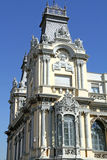Old port building Barcelona Royalty Free Stock Photography