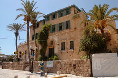 The old port city of Jaffa in Tel Aviv, Israel. Royalty Free Stock Photo