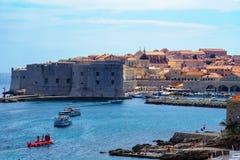 Old Port, Dubrovnik Stock Photo
