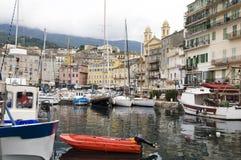 Free Old Port Harbor Bastia Corsica France Royalty Free Stock Photo - 15610295