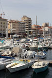 The Old Port in Marseille, France. Royalty Free Stock Image