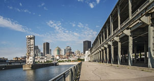 Old Port, Montreal, Canada Royalty Free Stock Photo
