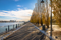 Old Port - Montreal, Quebec, Canada stock photography