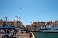 Old port (Vieux Port) Stock Image