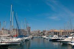 Old port (Vieux Port) Stock Photo