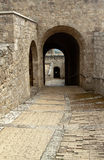 Old portal Royalty Free Stock Images