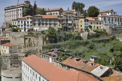 Old Porto architecture Royalty Free Stock Photo