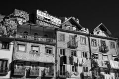 Old Porto architecture Stock Images