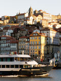 Old Porto at dawn Royalty Free Stock Photography