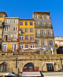 Old Porto down town Stock Images