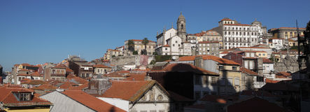 Old Porto Royalty Free Stock Images