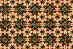 Old Portuguese Tiles Royalty Free Stock Image
