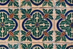 Old Portuguese Tiles Stock Photos