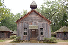 Old Possum Trot Chapel Stock Photos