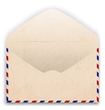Old post envelope Stock Images