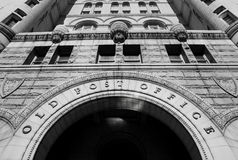 Old Post Office Royalty Free Stock Photography