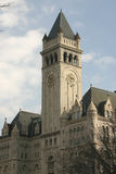 Old Post Office. Building in Washington DC stock photography