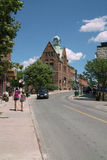Old Post Office, Almonte Ontario Canada Royalty Free Stock Image