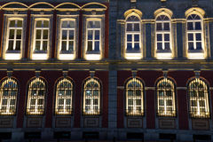 Old Post Office Building from Eminonu Istanbul Royalty Free Stock Images