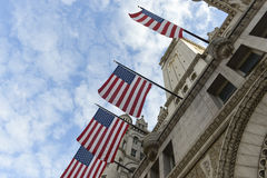 Old Post Office Building, Washington, DC Stock Photo
