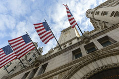 Old Post Office Building, Washington, DC Stock Photography