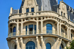 Old post office of Chartres in Eure et Loir Royalty Free Stock Photography