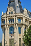 Old post office of Chartres in Eure et Loir Stock Photos