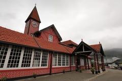 Old post office of Nuwara Eliya in Sri Lanka. The old post office of Nuwara Eliya in Sri Lanka Stock Photo