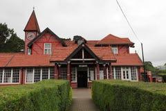Old post office of Nuwara Eliya in Sri Lanka. The old post office of Nuwara Eliya in Sri Lanka Royalty Free Stock Photo